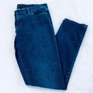 Lauren Jeans Co. LRL Modern Skinny Jean Sz 10